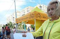 Компания «Адамант» поддержала победителей велогонки «Darnytsya city ride» (8)