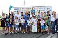 Компания «Адамант» поддержала победителей велогонки «Darnytsya city ride» (3)