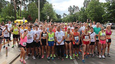 Компанія «Адамант» підтримала переможців забігу «Darnytsya City Run— 2021»