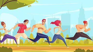 Компанія Adamant приєдналася долегкоатлетичного пробігу «Darnytsya City Run— 2021»