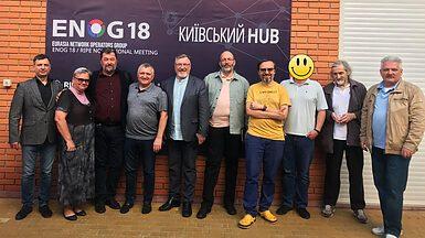 Bідбулася регіональна онлайн конференція ENOG 18/RIPE NCC